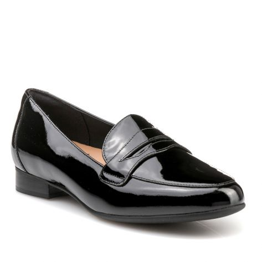 389be156b9e UN BLUSH GO Clarks - Black Patent Leather