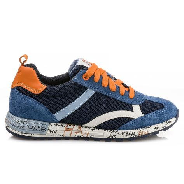2713ce150c4 J929EA-2835 Geox - Navy/Dk Orange | NAK Shoes